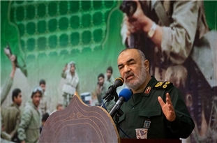 IRGC Commander: Arms Embargo Not to Affect Iran's Defense Power
