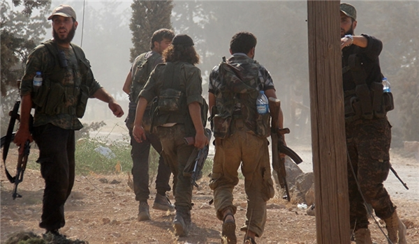 Syrian Army Disbands US-Affiliated Terrorist Group