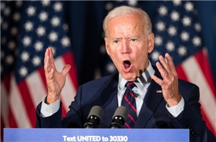 Biden Tops Trump by 9 Points in A Poll