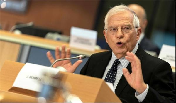 Top EU Diplomat Says George Floyd's Death 'Abuse of Power'