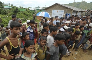 Save Rohingya Muslims from COVID-19