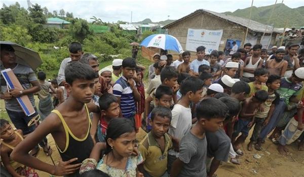 Save Rohingya Muslims from COVID-19