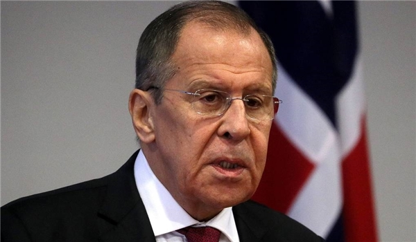 Lavrov: Iran, Russia Resolved to Keep N. Deal Alive