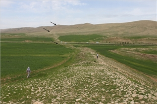 Ancient 70-Mile-Long Wall Found in Western Iran