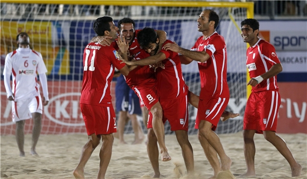 Iran Reclaims World Title at Beach Soccer Cup in Dubai