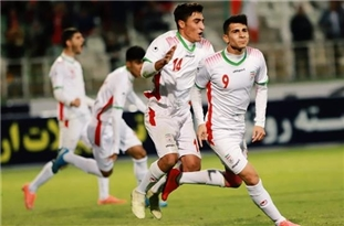 Iran, Qatar Settle for 2-2 Draw at U23 Football Friendly