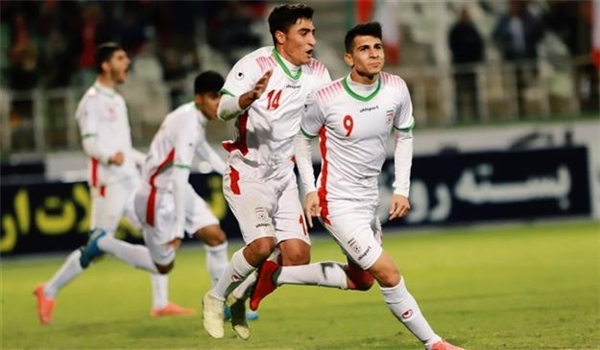 Iran Thrashes Nepal at AFC U-19 Championship Qualifiers