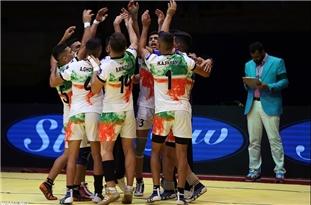 Iran Thrashes Turkmenistan at Junior Kabaddi World Cup