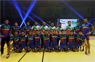 Iran Books Ticket to Semi-Finals at Junior World Kabaddi Championships