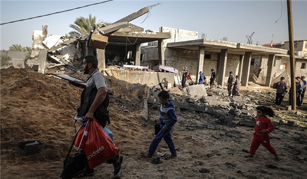 Ceasefire in Gaza as Death Toll Climbs to 34