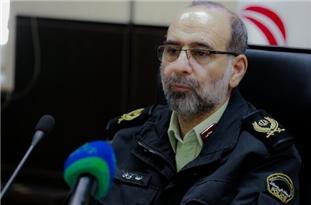 Spokesman: Sanctions against Iranian Police Indicate US Despair