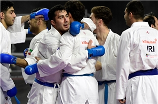 Iranian Karatekas Claim Vice-Championship at Int'l League in Spain