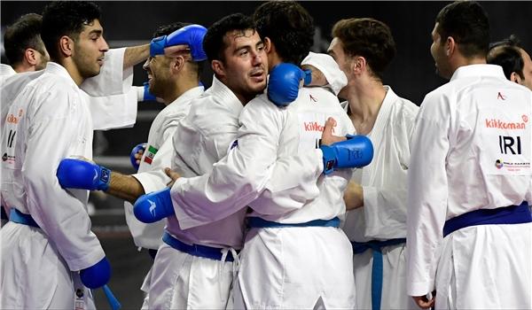 Iranian Karatekas Claim Vice-Championship at Int'l League in Spain