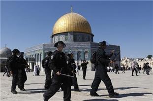 US Behind Judaization of Palestine
