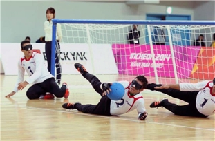 Iran Claims Vice-Championship at Goalball Asia-Pacific Games