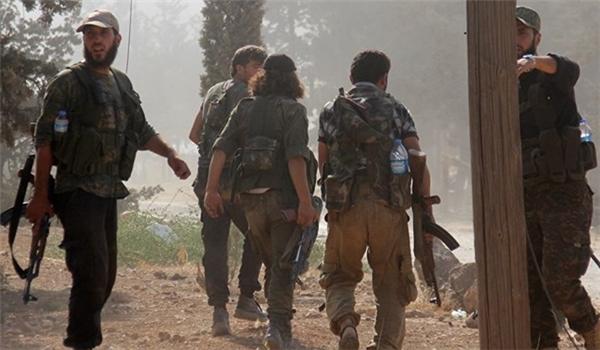 Terrorists Flee 16 Towns, Villages in Idlib
