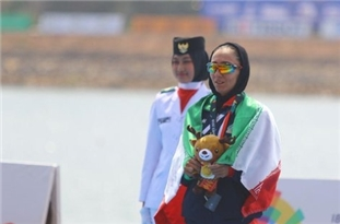 Iranian Rowers Snatch 2 Gold Medals at Asian Rowing Cup