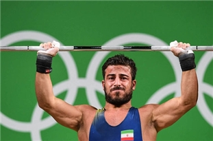 Iran's Athlete Snatches 3 Medals at Qatar Weightlifting Int'l Cup