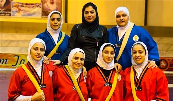 Iranian Women Claim World Alysh Championships