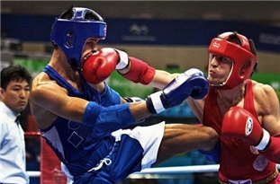 Iran's Muay Thai Athlete Wins Gold Medal in Asian Championship