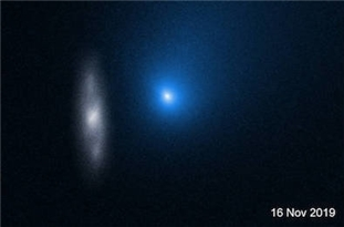 First ID'd Comet to Arrive from Another Star