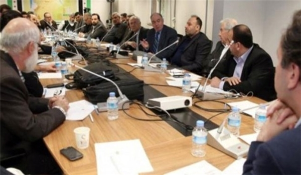 'Independent Dissidents Meeting', S. Arabia's Coup against Syrian Opposition