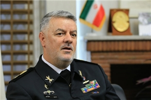 Commander: Iranian Naval Forces Standing Firm against Enemies