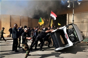 Who Is Sowing Chaos in Iraq?