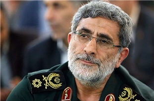 Iranian Envoy: IRGC Quds Force Commander's Visit Not Related to Iraq-US Talks