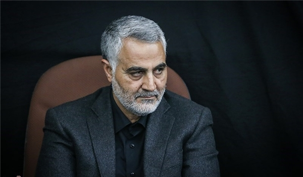 MP Speculates Collaboration of Baghdad Airport Foreign Firms in Assassination of General Soleimani