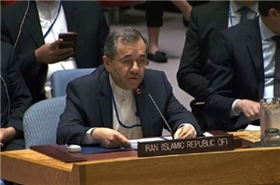 Envoy: UNSC Members Ignore US' Call for Arms Embargo on Iran