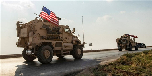 People in Northeastern Syria Expel US Forces