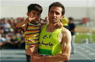 Iranian Runner Nominated for Best Athlete in World
