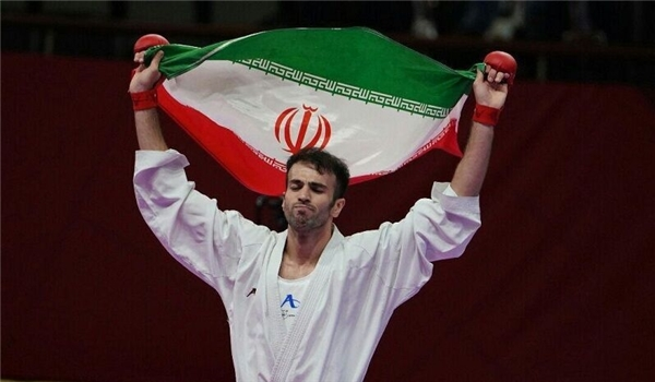 Iran's Karateka Advances to Paris League Finals