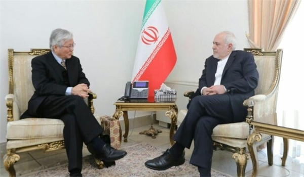 Iran Renews Support for Peace Process in Afghanistan