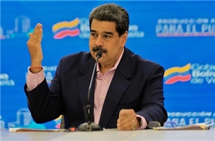 "Venezuelan President Appreciates ""Courageous"" Iran for Sending Fuel Shipment"