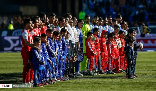 Persian Gulf Pro League: Persepolis 2-2 Esteqlal