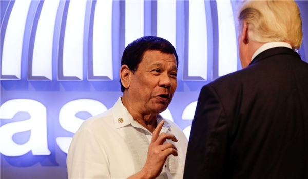 Philippines Moves to Terminate Defense Pact with US