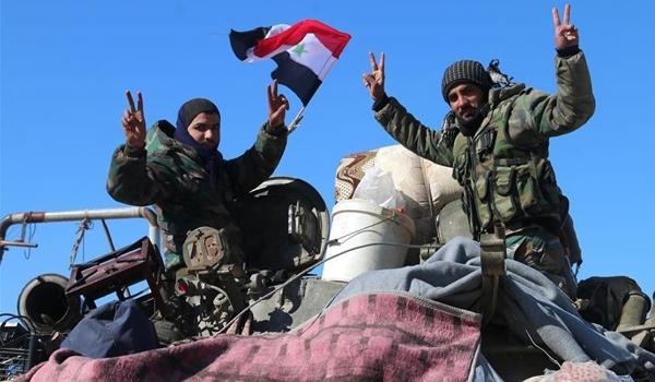 Syrian Army Liberates 2 Key Villages in Western Aleppo