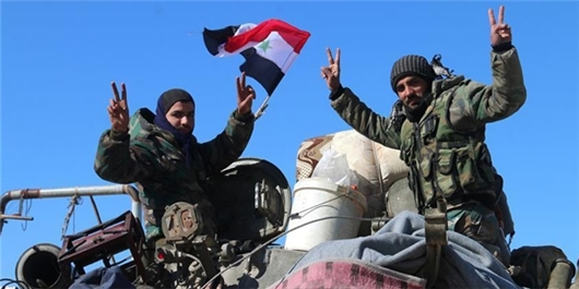Syrian Army Liberates over 100 Regions in Aleppo