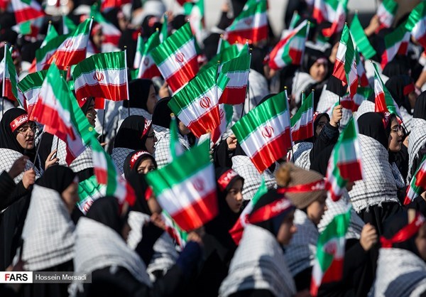 Tehran rallies