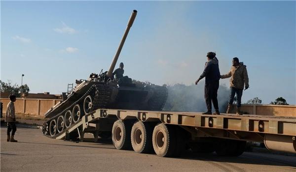 Haftar Blocks UN Flights Landing in Libya