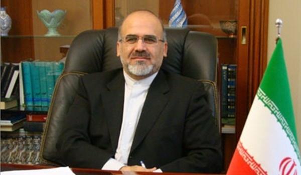 Iranian Envoy: World Should Stand against US Unilateralism
