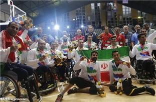Iran's Wheelchair Basketball, 5-A-Side Football Teams to Represent Iran at Tokyo 2020
