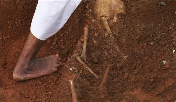 Horrific Mass Graves Containing 6,000 Bodies Discovered in Burundi