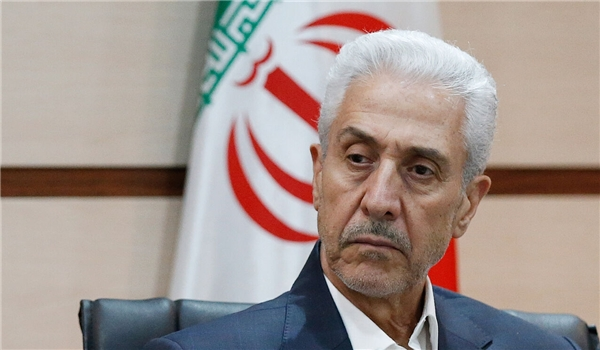Minister: Iran Ready to Share Scientific Experiences, Achievements with World Countries