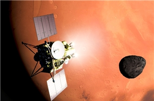 Japan Green Lights First Ever Mission to Sample A Martian Moon
