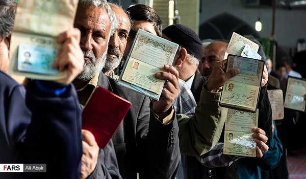 Iran Extends Voting Deadline for Second Time