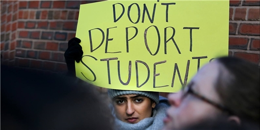 More Iranian Students Challenge Removal from US, File Complaints over Ill-Treatment