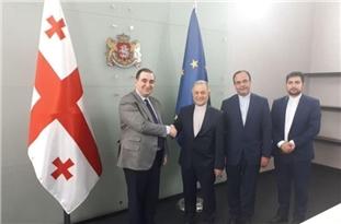 Tehran, Tbilisi to Boost Cultural, Academic Ties